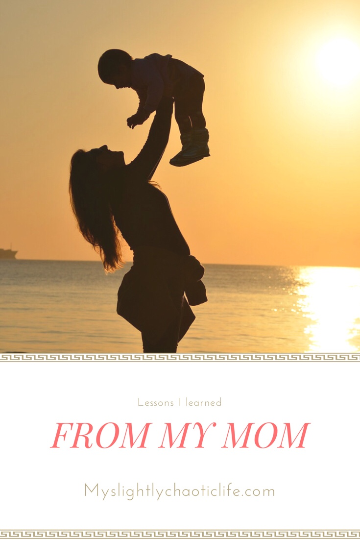 Reflecting on the lessons I learned from my mom on this Mother's Day