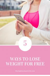 When your broke and want to lose weight, the options can be limited. Here are 5 free ways to lose weight.