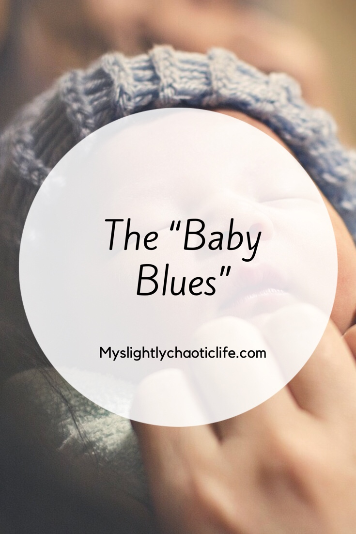 "Nobody tells you that you are going to feel this way after you have a baby. My personal journey with the ""baby blues"" and signs that you may be suffering as well"