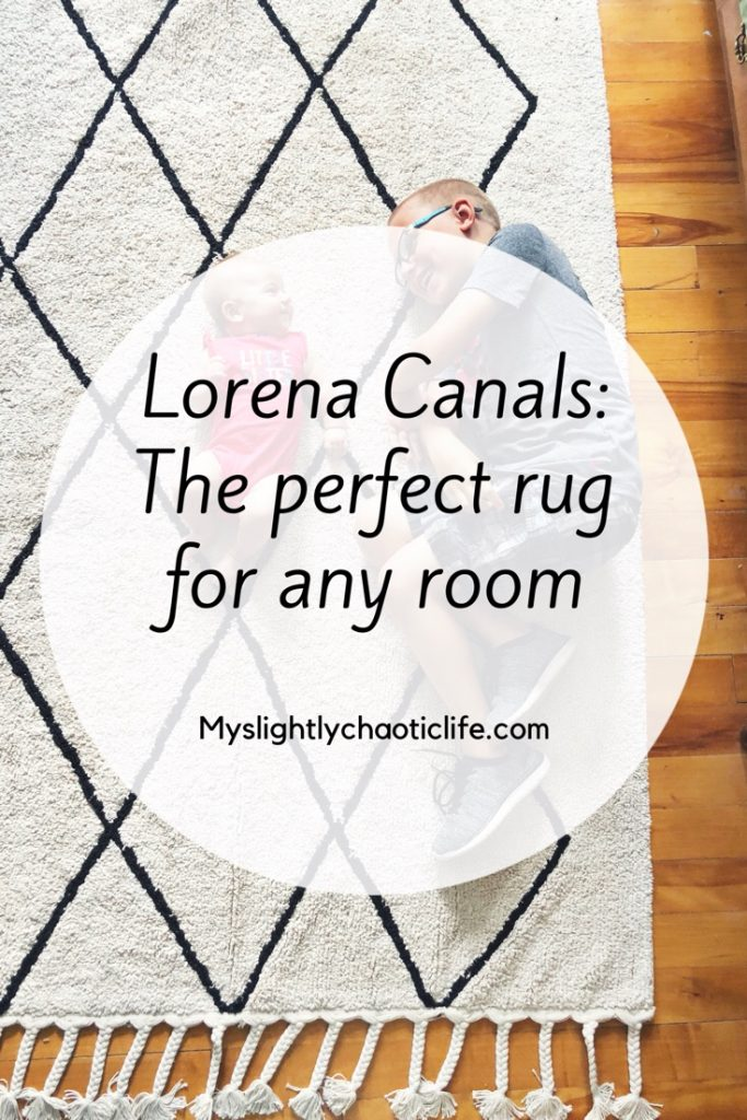 Lorena Canals rugs are the perfect addition to any room. Check out my full review and why you should get one of these rugs for yourself!