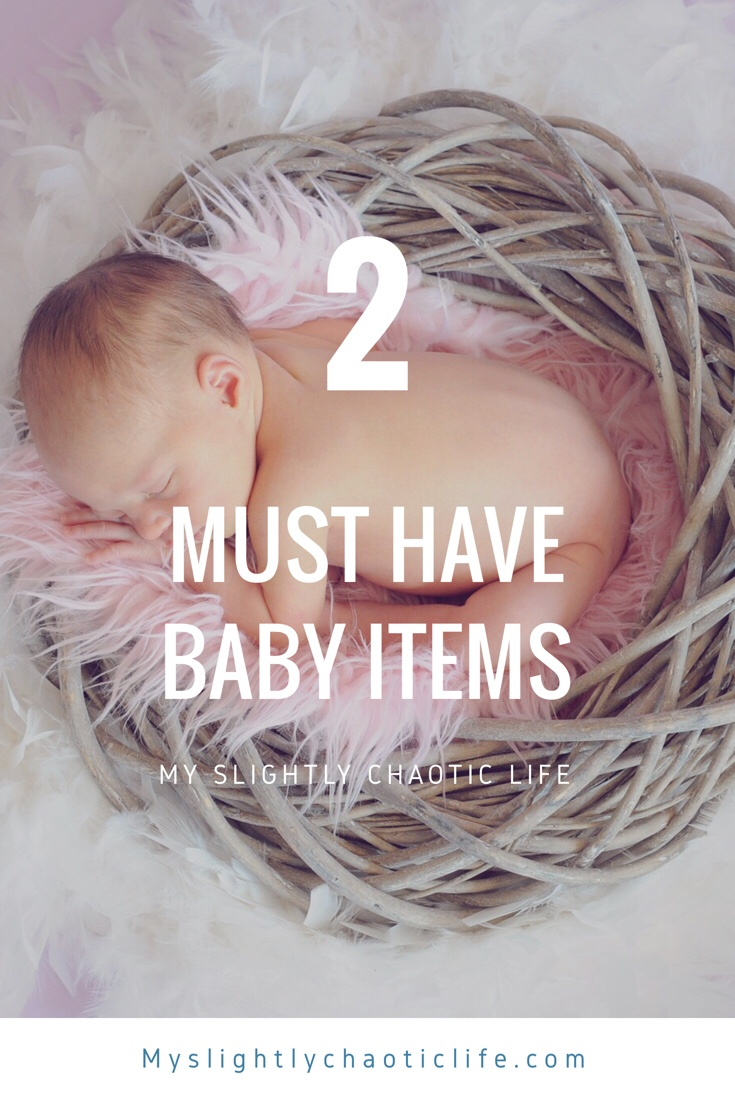 2 baby items that you didn't even know you needed until you have them: The Binxy Baby and The Ollie Swaddle