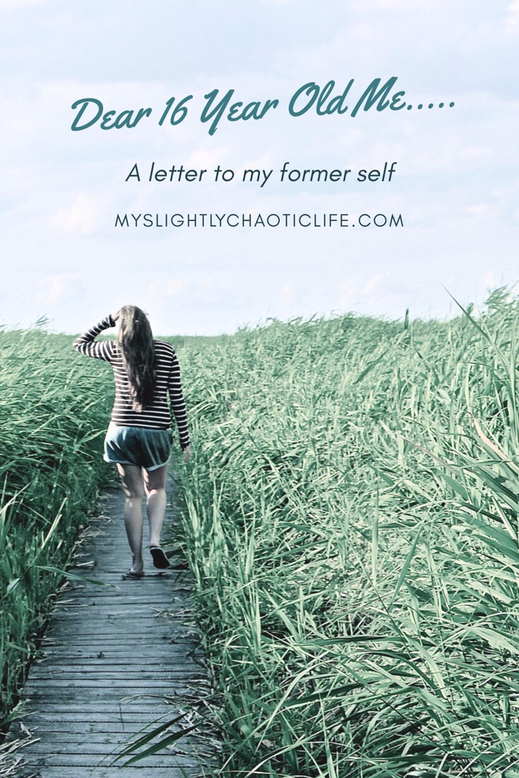 Ever thought about what advice you would give yourself during high school? Check out what I would tell my former self and why it is important to always be yourself. | Teenager | Life changes | Getting older |