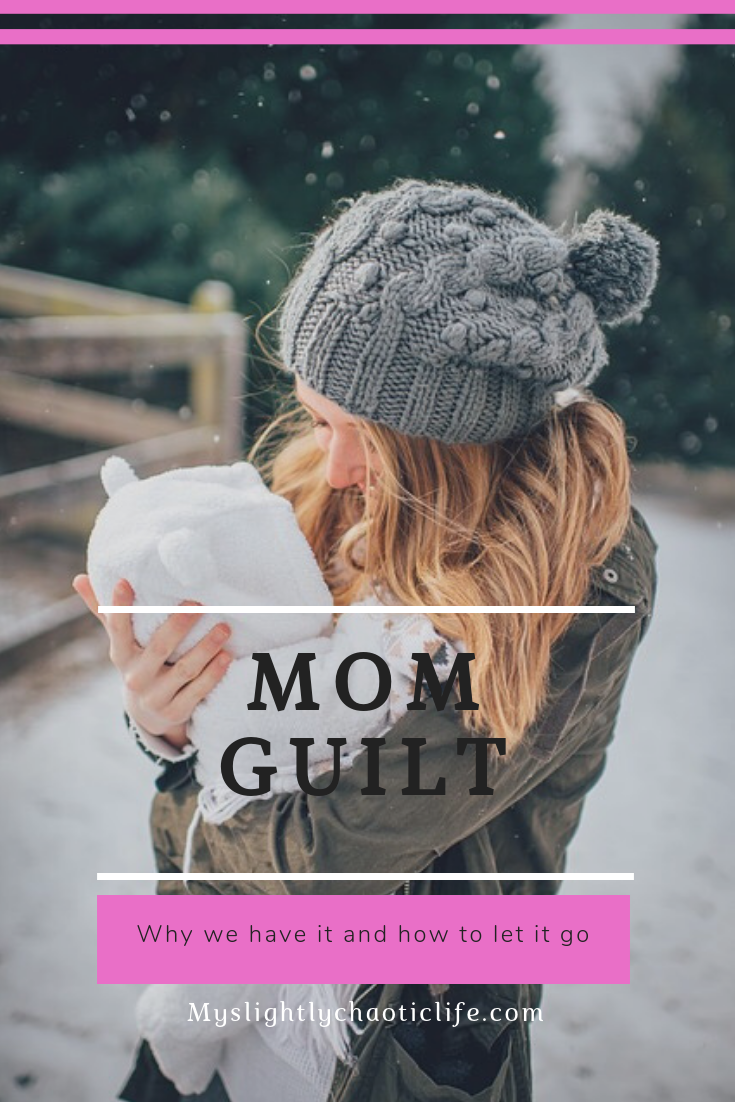 Mom Guilt. Are you feeling the overwhelming burden of mom guilt? The reasons why I have felt mom guilt in my life and how I learned to overcome it. | Mom life | Mom guilt | Motherhood |