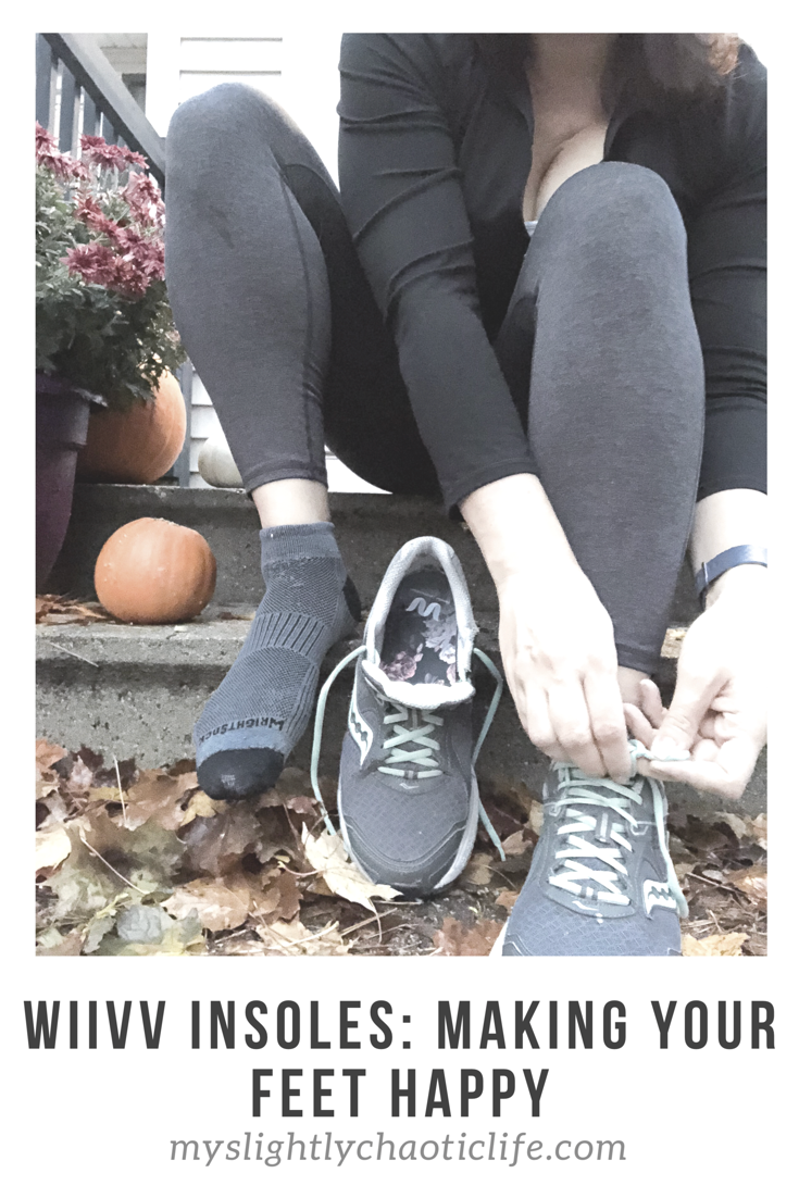 Looking to make your shoes more comfortable? Wanting to go that extra mile on your runs? Check out my full review of Wiivv custom insoles that are made to fit your feet perfectly. | Running | Shoes | Insoles | Comfort | Nurse Life |