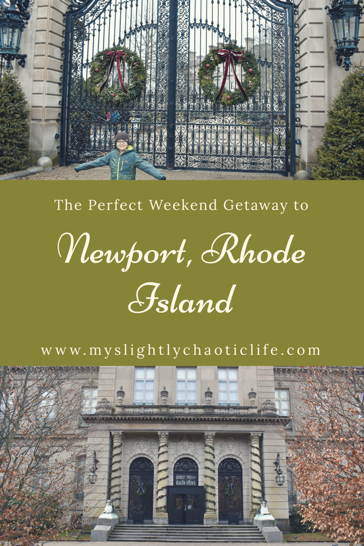 Looking for a weekend getaway in New England? Head to Newport, Rhode Island for a mini weekend vacation and check out this article on what to do and why. | New England travel | New England Blogger | Travel | Weekend Vacation | Family Vacation |