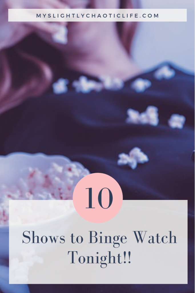 Looking for new shows to binge watch for your night in? Check out these 10 TV shows on Netflix and Hulu. | TV shows | TV shows to watch | Netflix | #netflix #tvshows #bingewatching