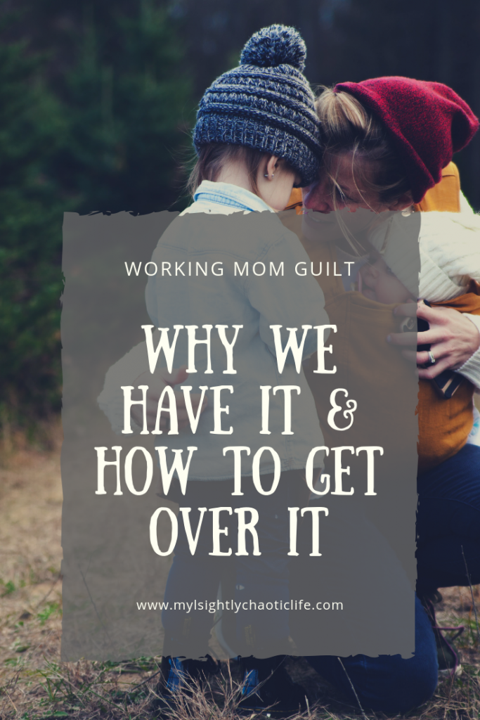 How to deal with working mom guilt. | Mom guilt | Working mom guilt | Working mom | Working mom advice |