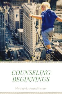 My journey with getting my son counseling services.