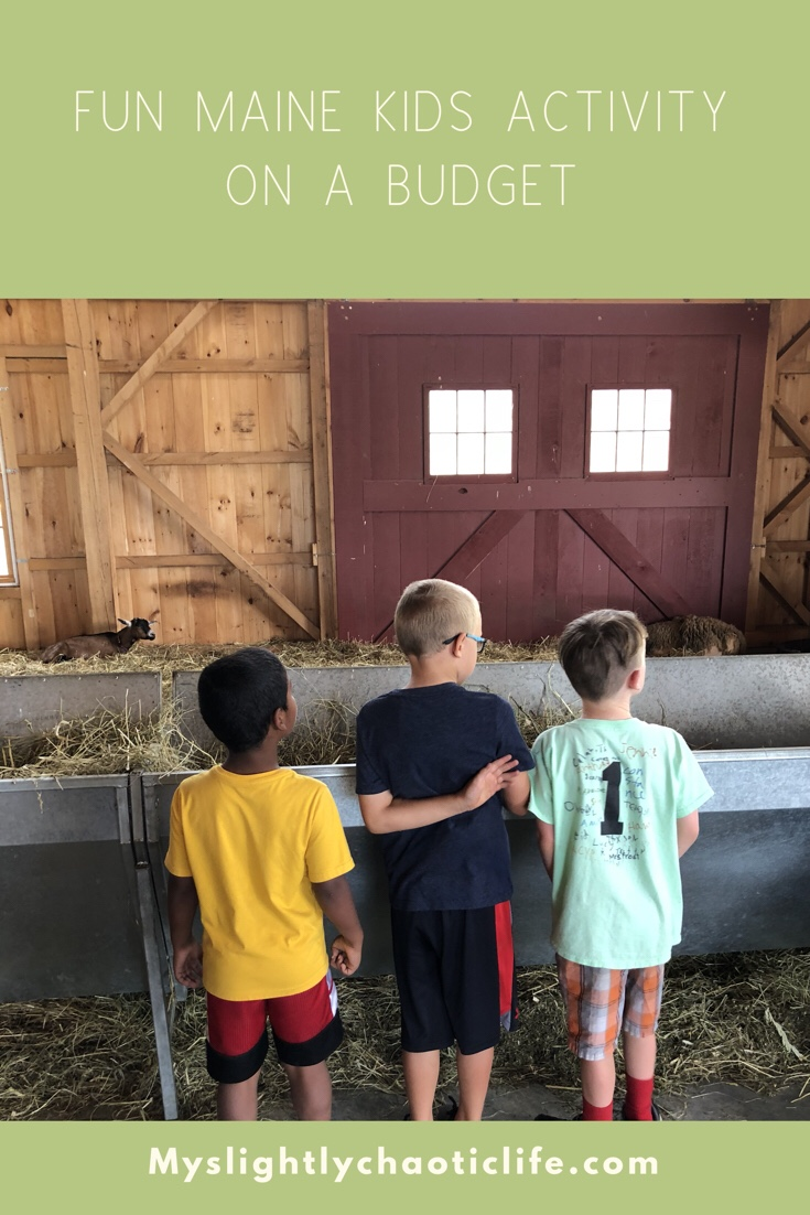 Finding activities for your kids can be expensive. Here is one idea to add to your list if you live in Maine and are on a budget.