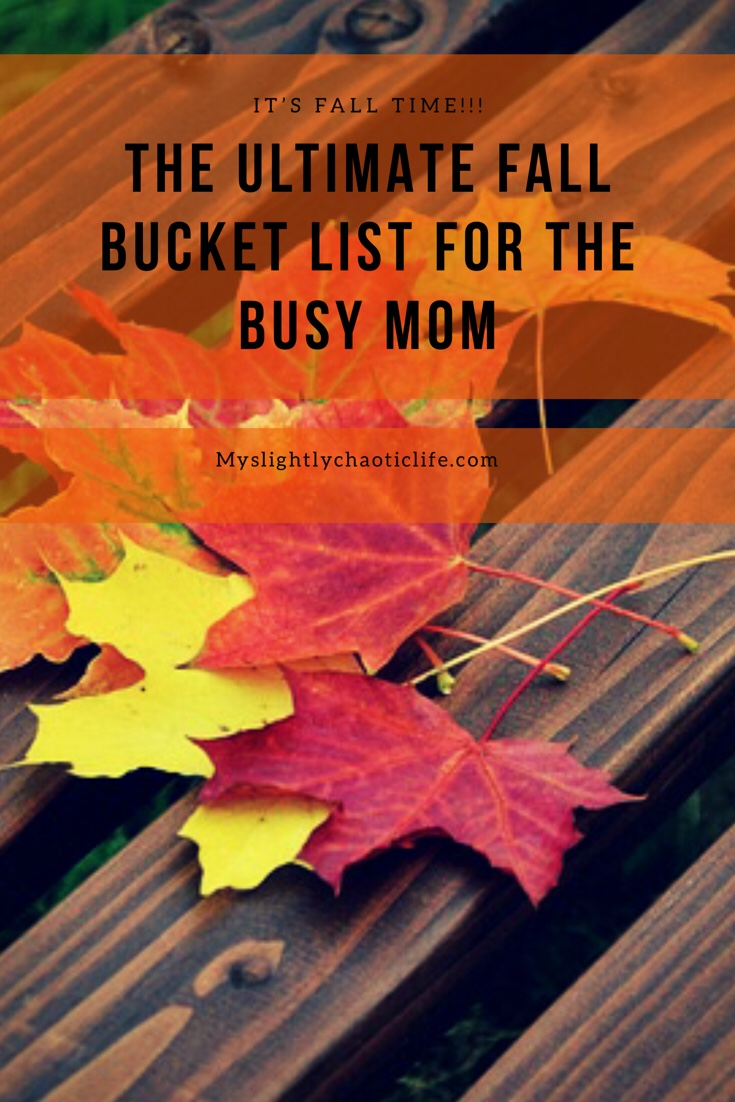 Do you love fall? I have created the ultimate fall bucket list to do with your kids. Click here to see my full list! | fall activities | fall bucket list | kids activities |