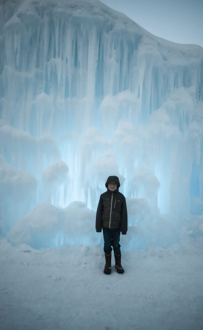 Things to do in New Hampshire this Weekend: Ice Castles