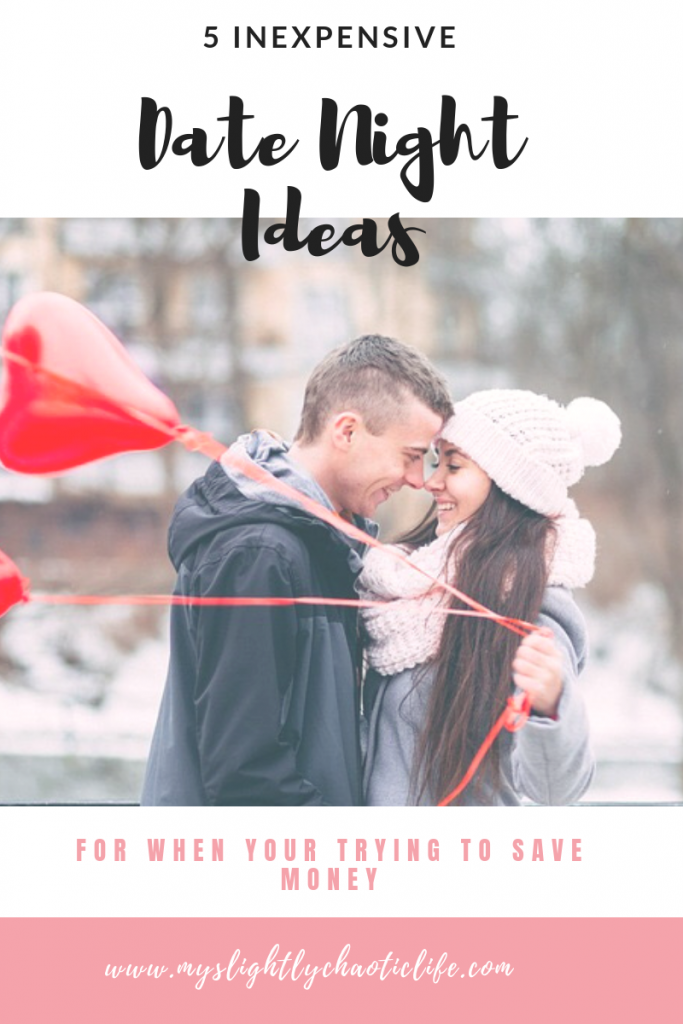 5 Affordable date night ideas for the broke couple. | Date night ideas | Cheap dates or couples | date ideas | Relationship Goals | #datenight #datenightideas #relationships