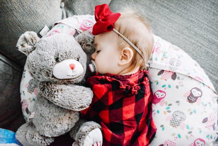 The reasons why I gave up sleep training my baby and what I do instead. | Sleep training | Baby | Sleep | Baby sleep |