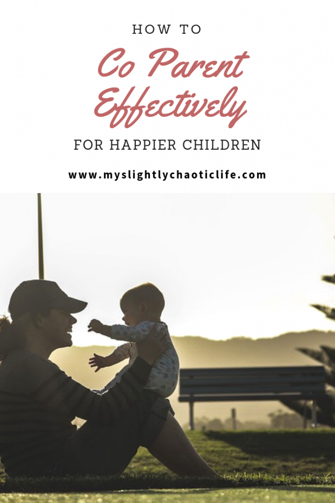 Struggling with co parenting with your ex? Here are ways to co parent more effectively for happier children. | Co parenting | Children | Divorce | Parenting |