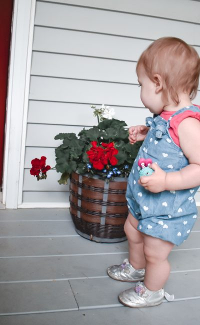 Summer Ready Baby Girl Rompers