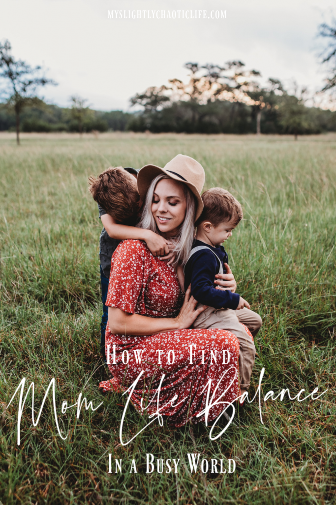 Tips to find that mom life balance when you feel overwhelmed in this busy world. | Life Balance | Mom Life | Balance in Life | Self Care |