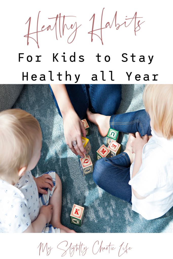 Healthy habits that kids can adopt today to keep them healthy year round and during times of a pandemic. | Healthy kids | Healthy Living | Kids | Kid Life |