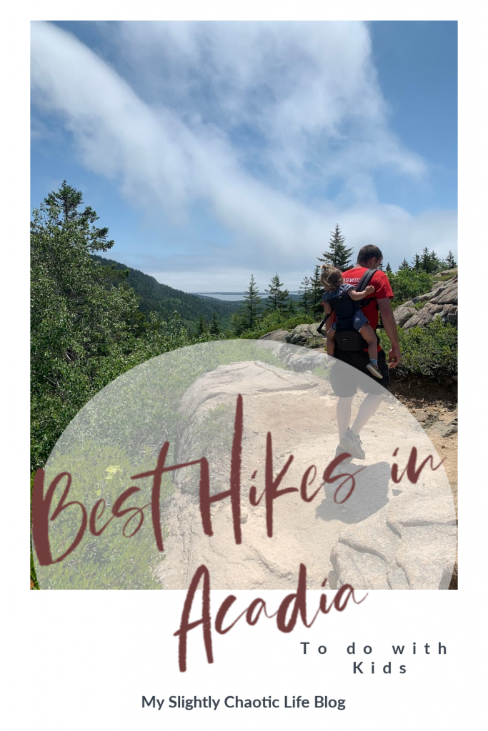 Heading to Acadia national Park with children? Check out these best hikes in Acadia National Park for kids. | Acadia National Park | Maine Travel | Family hiking |