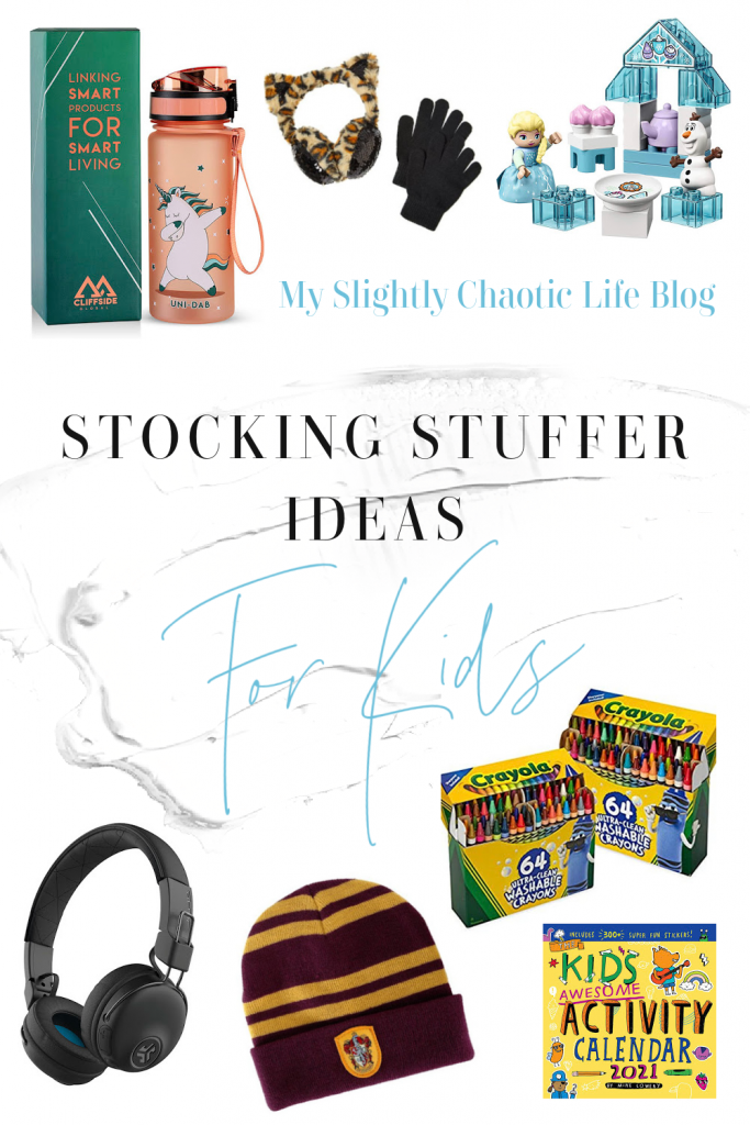 Looking for easy stocking stuffer ideas for kids this holiday season? Check out these ideas and more. | Stocking stuffers | Stocking stuffers for kids | Kids gifts |