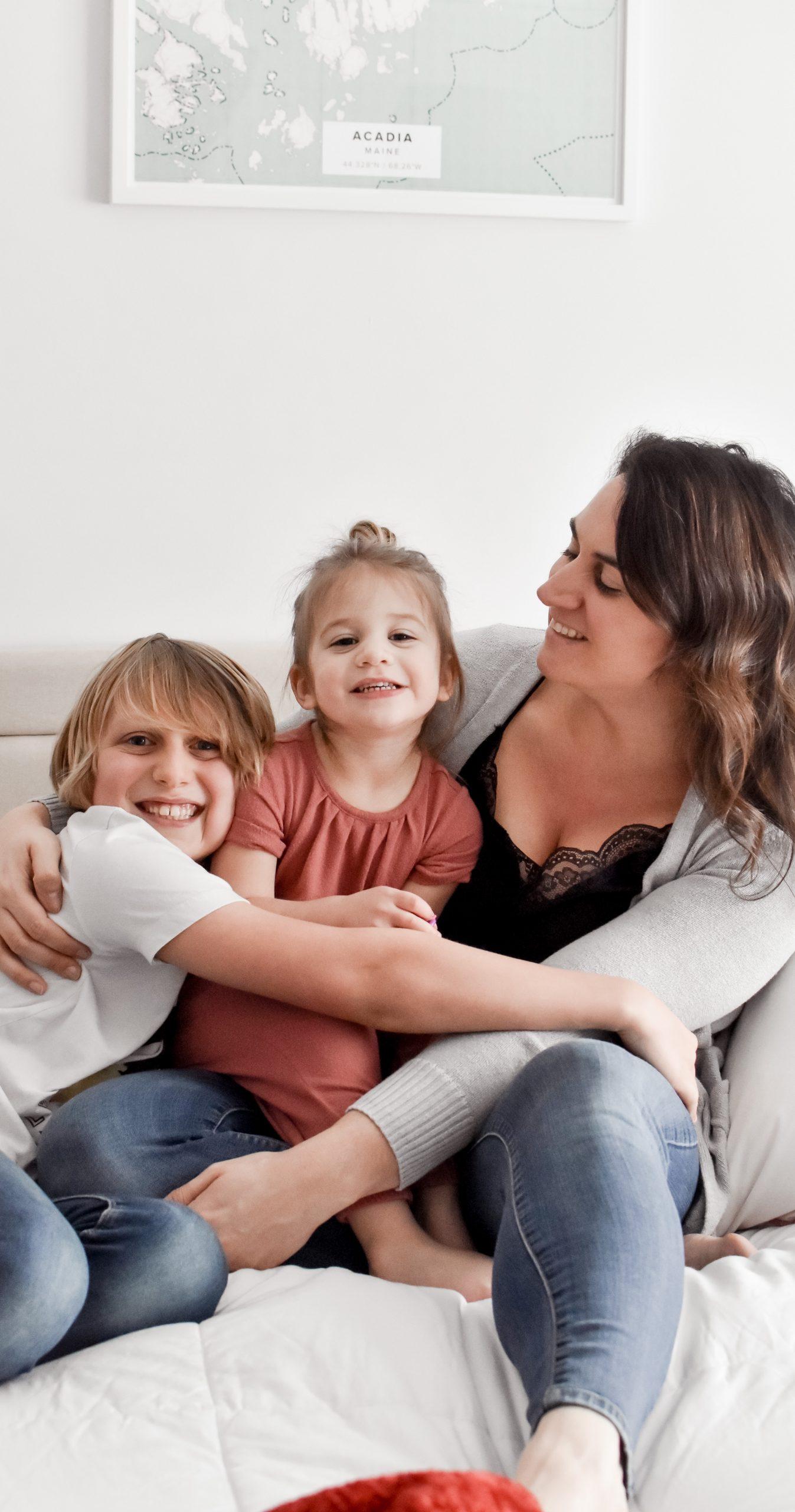 Positive affirmations for moms
