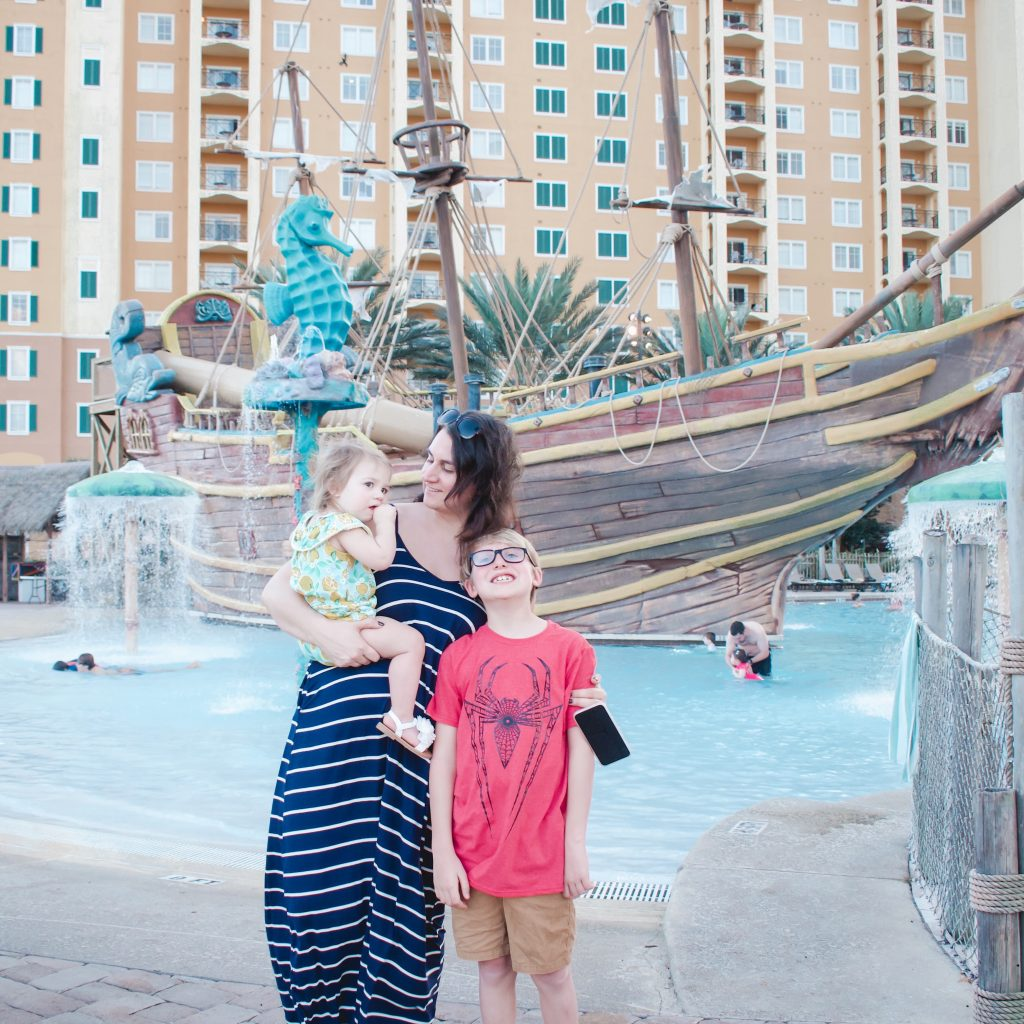 How to travel on a budget with kids