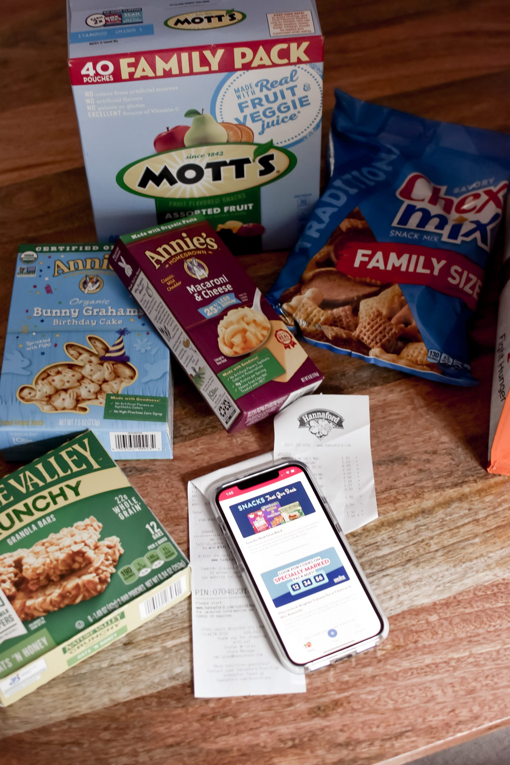 Back to school snack ideas for kids